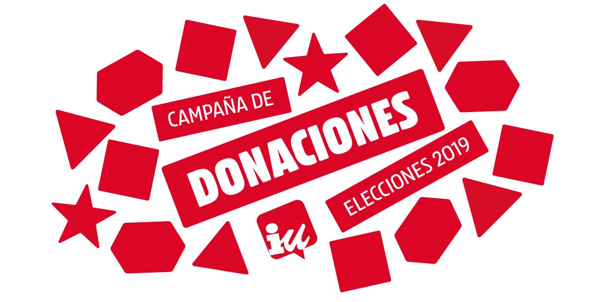 Campaña de donaciones