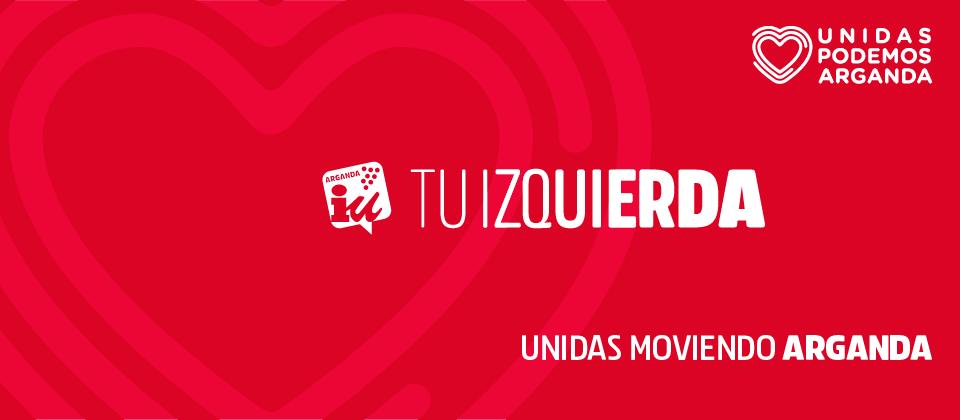 Elecciones Mayo 2019 - Confluencia - Unidas Podemos Arganda