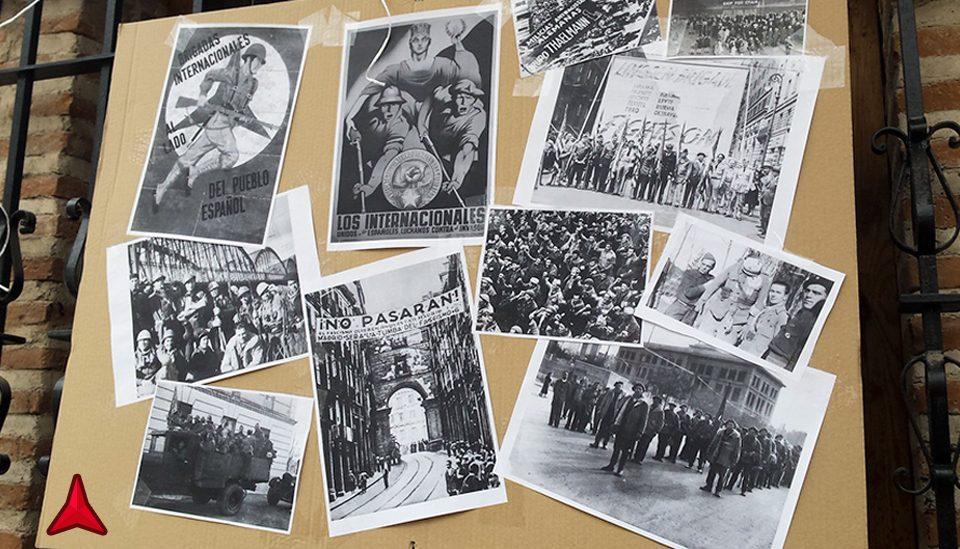 Acto 80 Aniversario Brigadas Internacionales