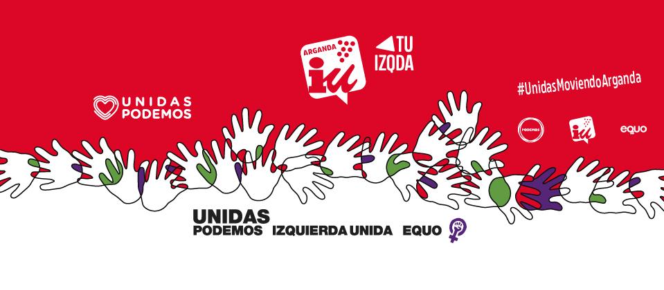 Elecciones Mayo 2019 - Confluencia - Unidas Podemos