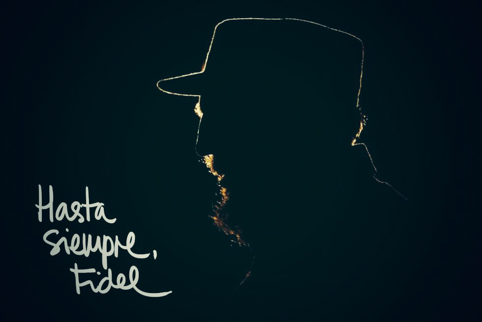 Fidel Castro - ¡Hasta siempre, Fidel! 01