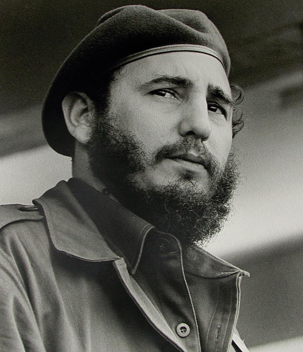 Fidel Castro - ¡Hasta siempre, Fidel! 02