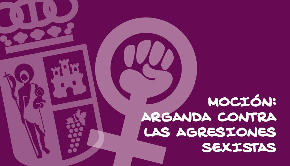 Contra las agresiones sexistas