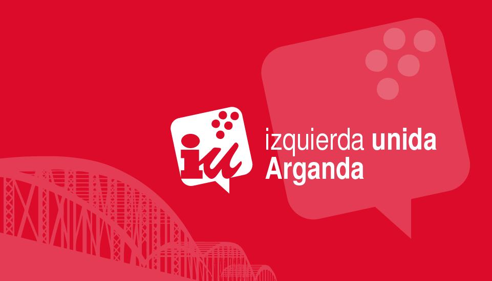 Posición de IU Arganda ante el concejal no adscrito