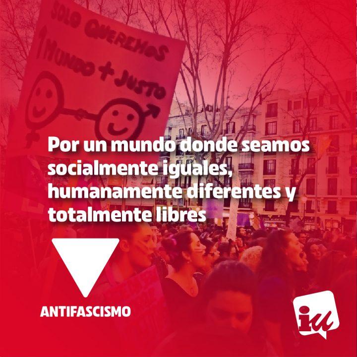 IUArganda - Auge Vox - Antifascismo