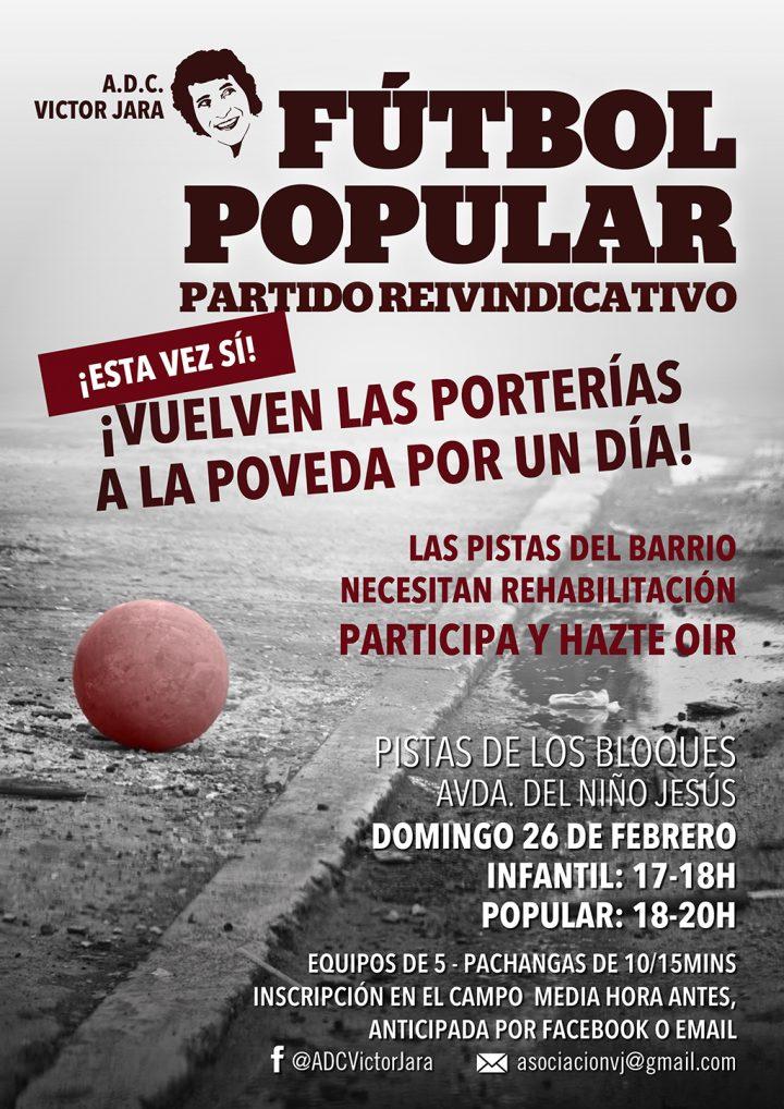 Torneo de Fútbol Popular - ADC Víctor Jara