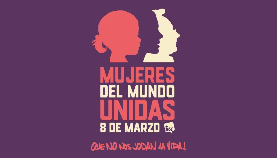 8M Mujeres del Mundo Unidas