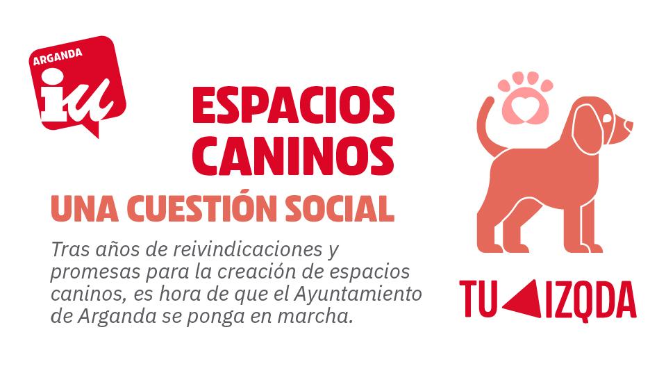 Espacios caninos, una cuestión social