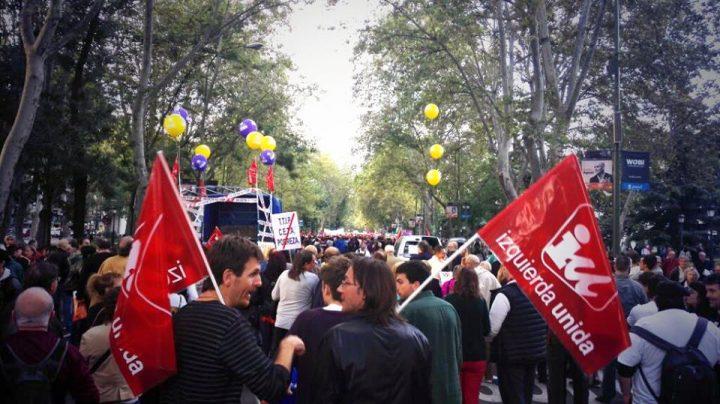 IU Arganda - Manifestación contra TTIP, CETA y TISA 03